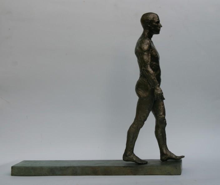 Swan mark sculpture appart
